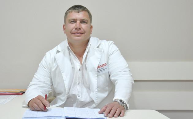 Проктолог у Полтаві - Дмитро Котелевський