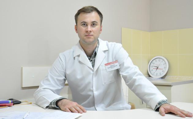 Уролог у Полтаві - Сергій Панасенко