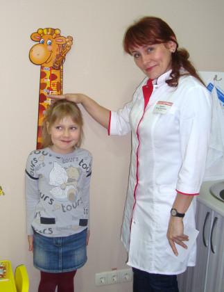 Педіатр (дитячий лікар)